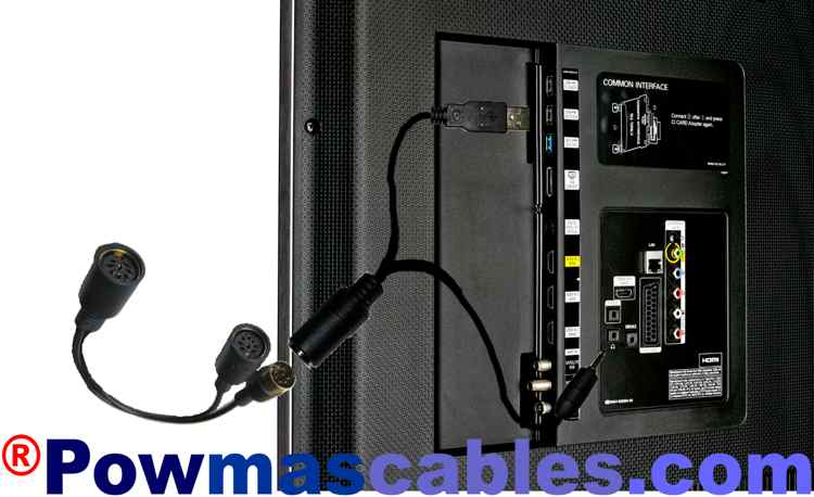 Swell Samsung Tv To Beolab Webshop Powmascables Com Wiring Digital Resources Almabapapkbiperorg